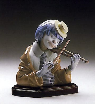 Lladro The Blues