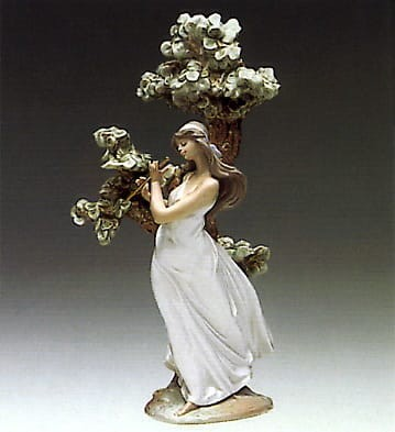 Lladro Musical Muse