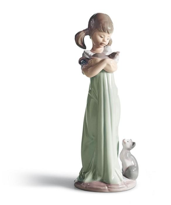 LladroDON'T FORGET ME!Porcelain Figurine