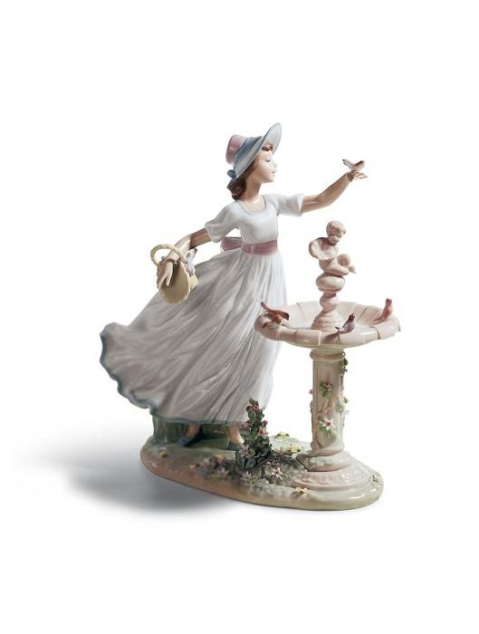LladroSPRING JOYPorcelain Figurine