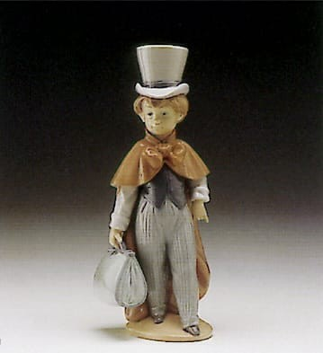 Lladro A Great Adventure Porcelain Figurine