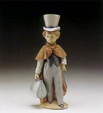 LladroA Great AdventurePorcelain Figurine