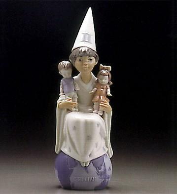 LladroGemini LladroPorcelain Figurine