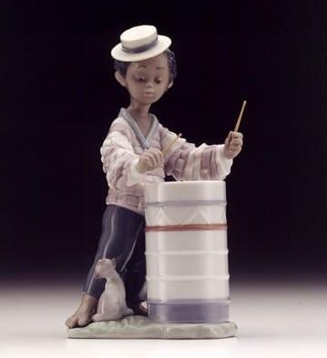 LladroCaribbean RhythmPorcelain Figurine