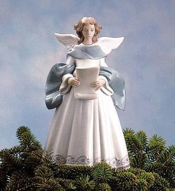 LladroRejoicePorcelain Figurine