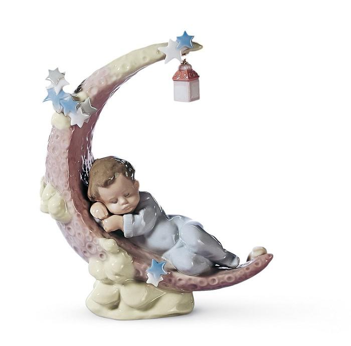 LladroHEAVENLY SLUMBERPorcelain Figurine