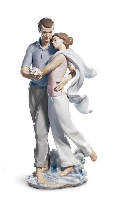 Lladro You're Everything to Me Porcelain Figurine