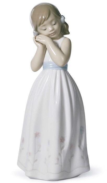 LladroMY SWEET PRINCESSMixed Media Sculpture