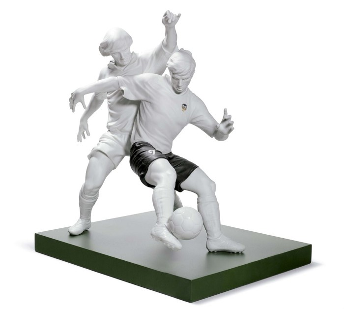 LladroChampions Team (VCF)Porcelain Figurine
