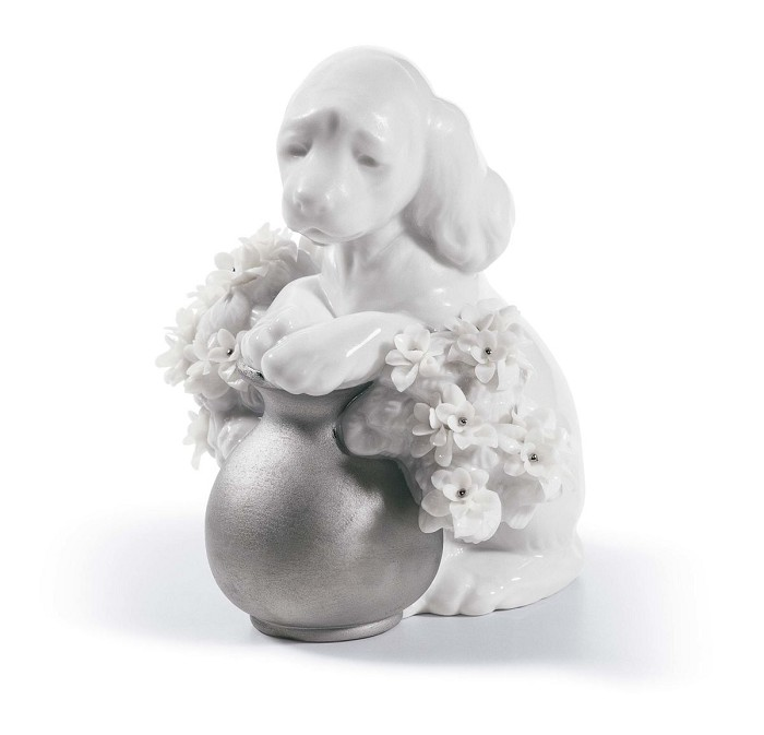 Lladro Take Me Home (re-Deco) Porcelain Figurine