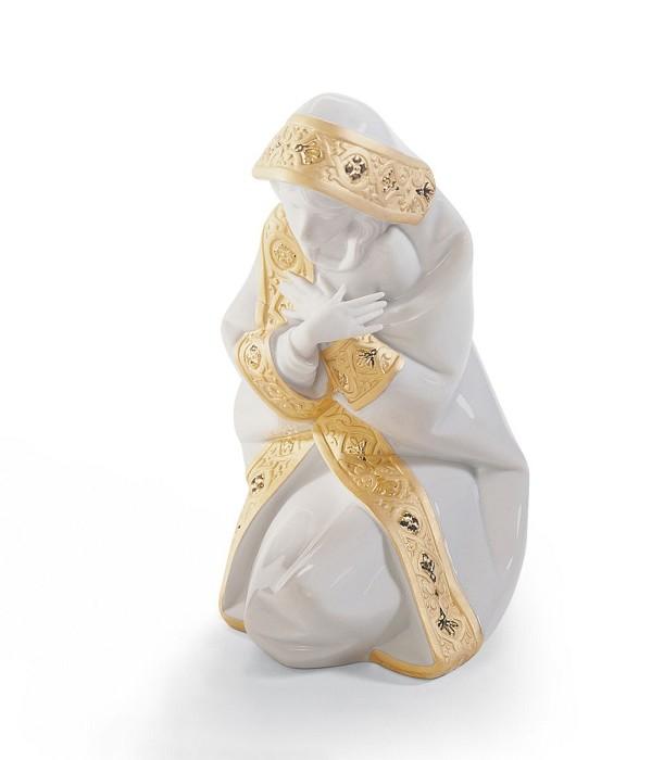 LladroMARY (RE-DECO)Porcelain Figurine