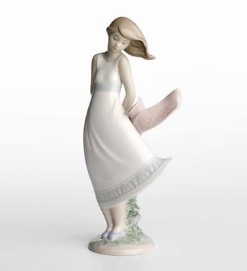 LladroWanderlust - TorremolinosPorcelain Figurine