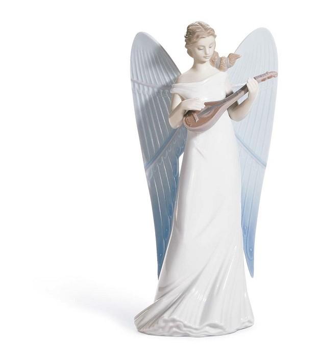 LladroCelestial JoyPorcelain Figurine