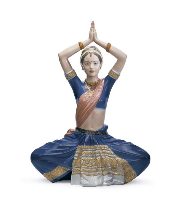 LladroIndian Dance