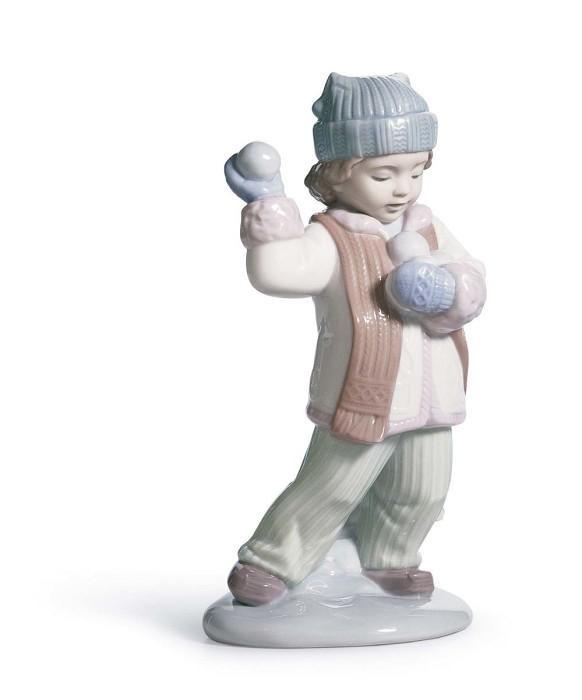 LladroI'll Get YouPorcelain Figurine