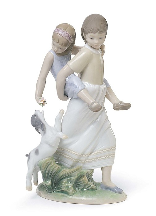 LladroOh Happy DaysPorcelain Figurine
