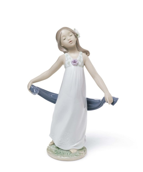 Lladro Gentle Breeze