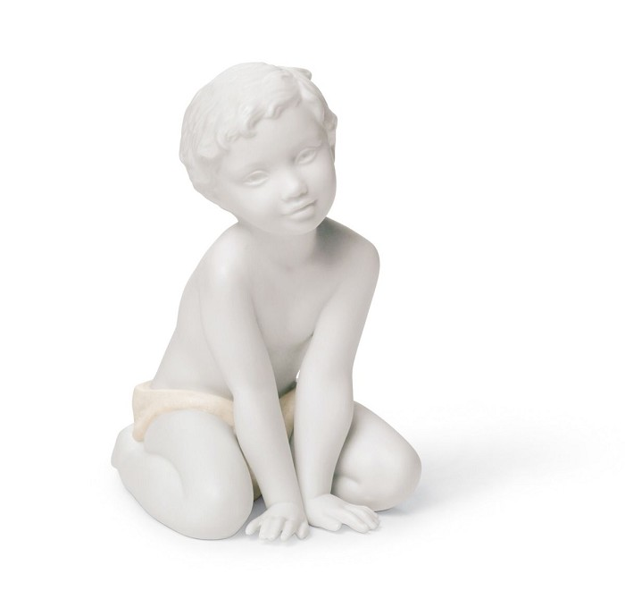 Lladro THE SON   - OPERATION SMILE Porcelain Figurine
