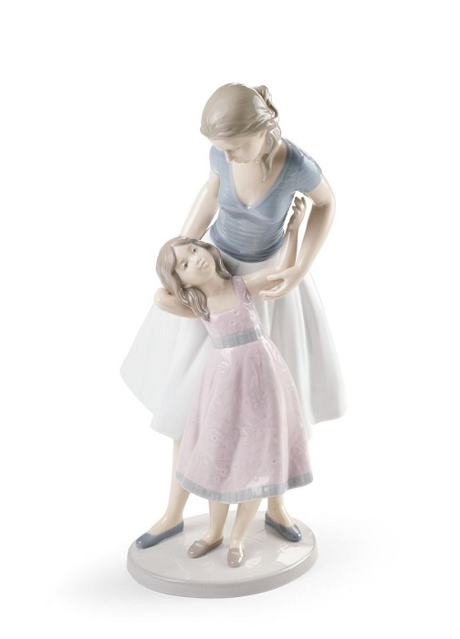 LladroI Want to Be like YouPorcelain Figurine