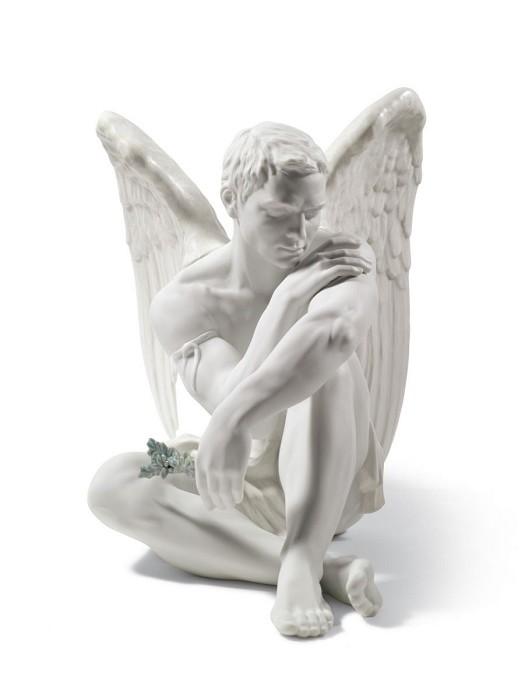 LladroPROTECTIVE ANGEL
