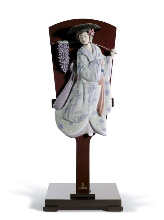 LladroFUJI MUSUMEPorcelain Figurine