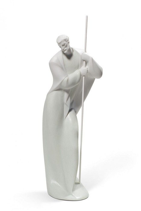 LladroBLESSED FATHERPorcelain Figurine
