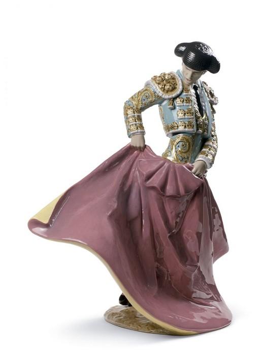 LladroMatadorPorcelain Figurine