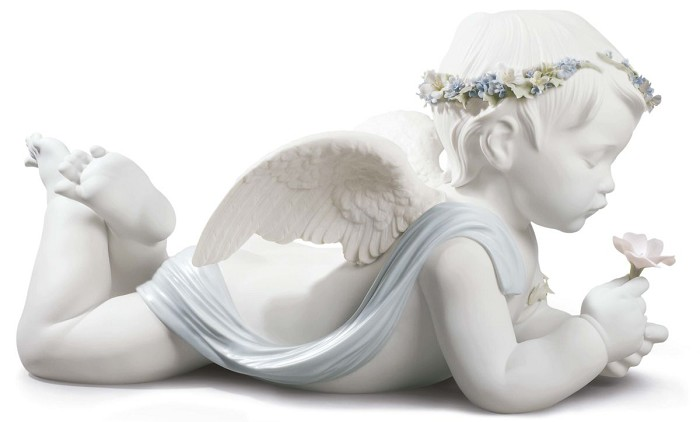 Lladro MY LOVING ANGEL