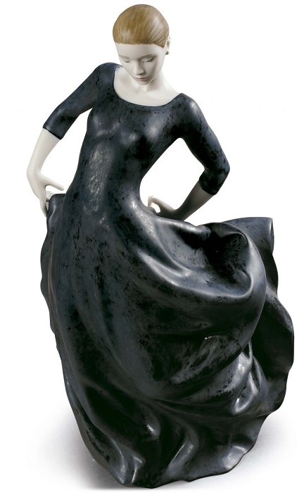Lladro Buleria Flamenco Dancer