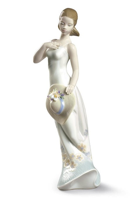 Lladro Spring Days