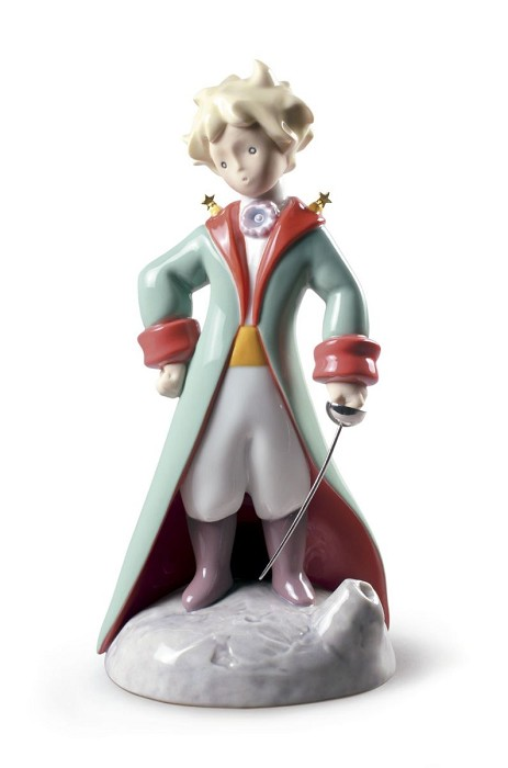 LladroTHE LITTLE PRINCEPorcelain Figurine