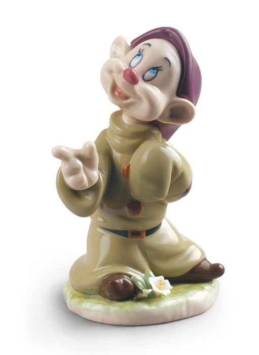 LladroDOPEYPorcelain Figurine