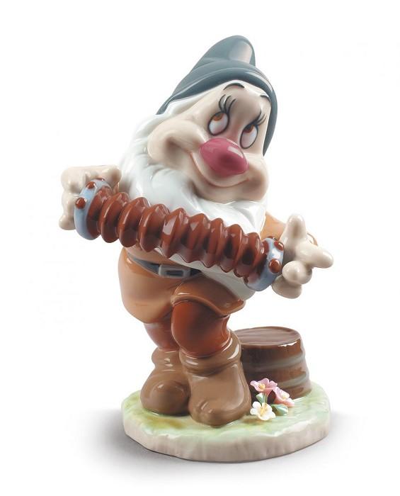 LladroBASHFULPorcelain Figurine