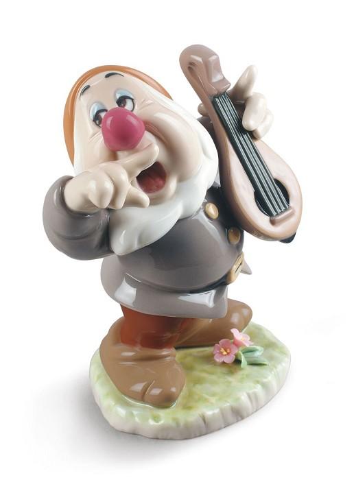 LladroSneezyPorcelain Figurine