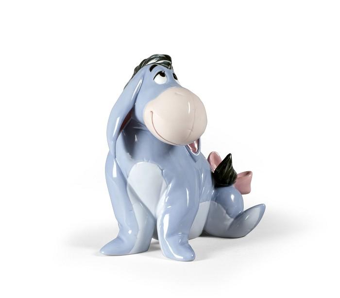 LladroEeyorePorcelain Figurine