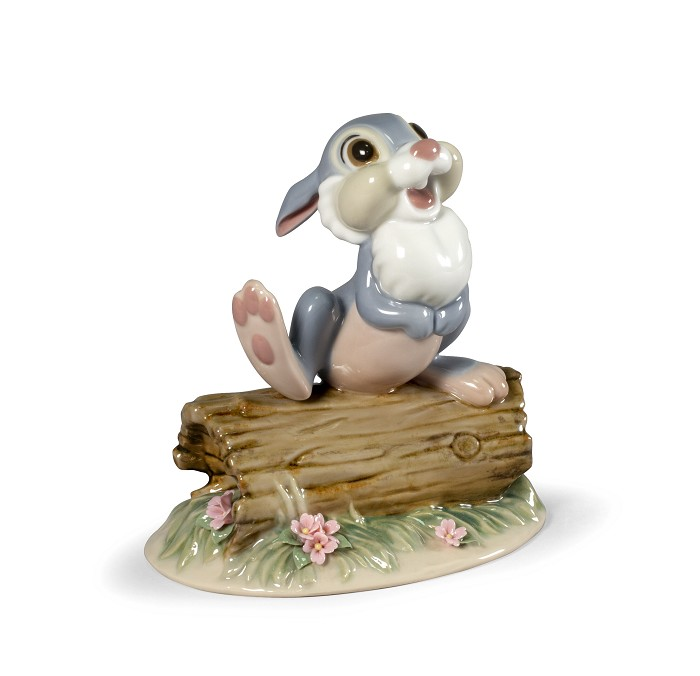 LladroThumperPorcelain Figurine