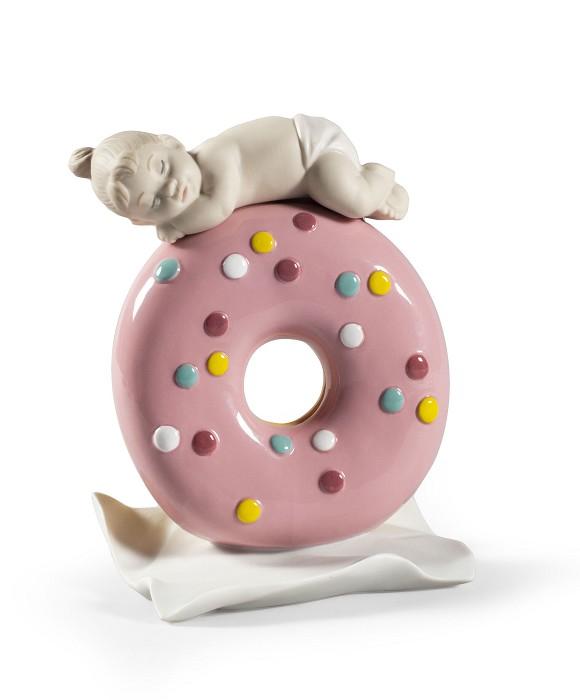 LladroMy Sweet Love Baby GirlPorcelain Figurine