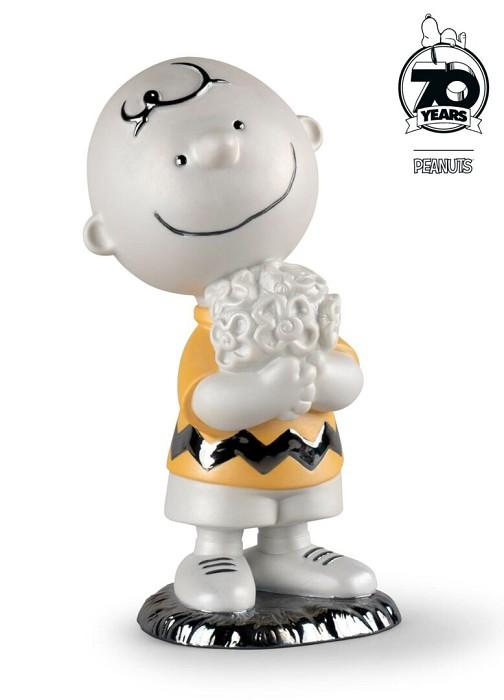 LladroCharlie Brown Figurine