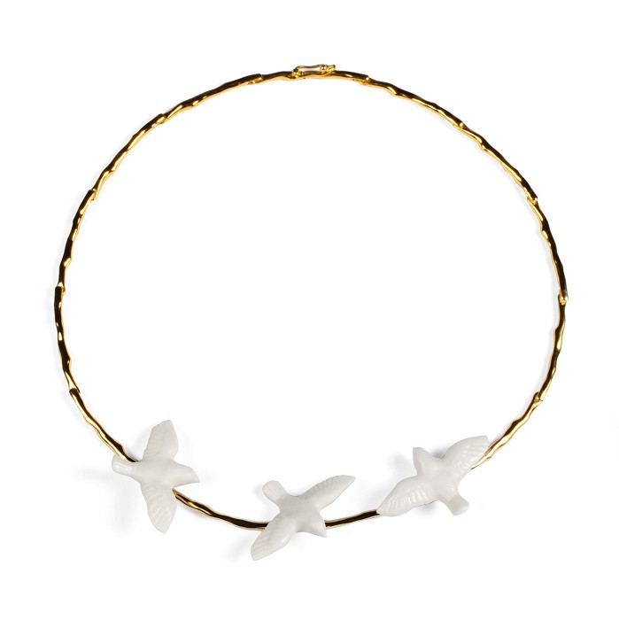 Lladro JewelryMagic Forest Choker