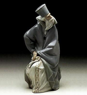 LladroLawyerPorcelain Figurine