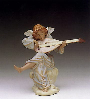 Lladro Heavenly Sounds