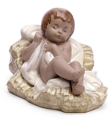 LladroBABY JESUSPorcelain Figurine