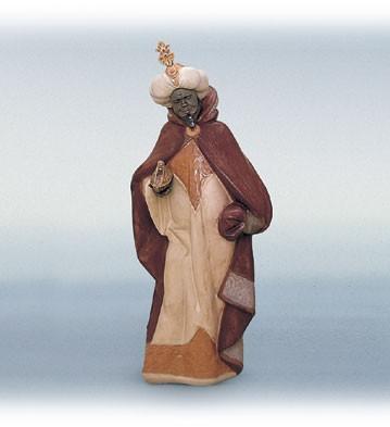 LladroKING BALTHASARPorcelain Figurine
