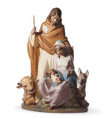 Lladro JOYFUL EVENT Porcelain Figurine