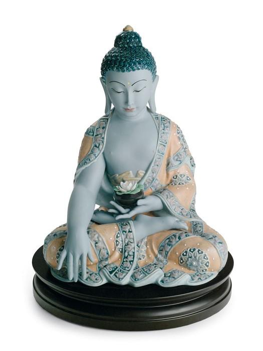 LladroMedicine Buddha