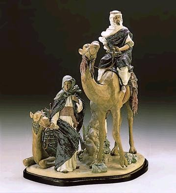 Lladro DESERT PEOPLE