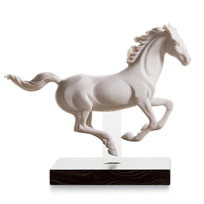 LladroGALLOP IPorcelain Figurine