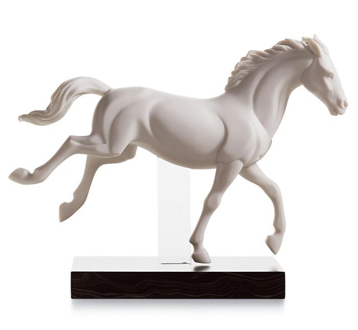 LladroGALLOP IIPorcelain Figurine