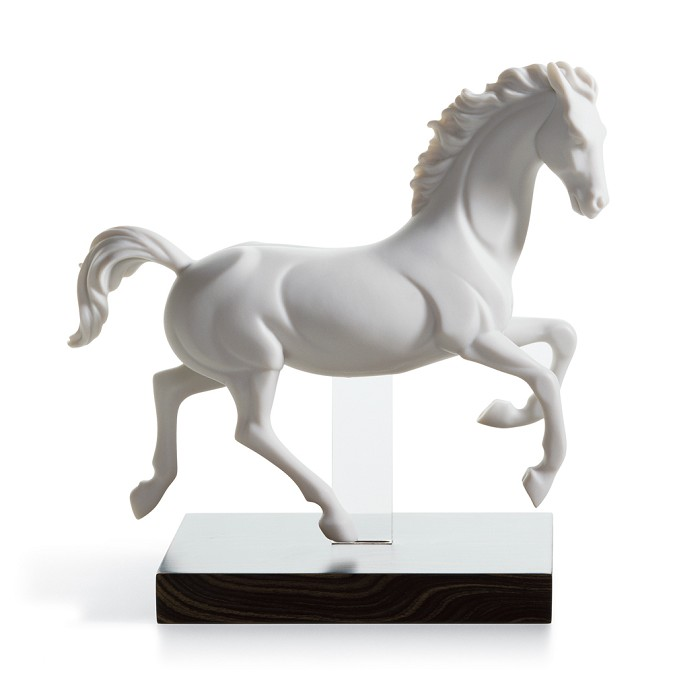 LladroGALLOP IIIPorcelain Figurine