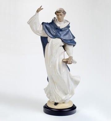 LladroSt. Vincent FerrerPorcelain Figurine